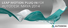 Plug-in for Autodesk Maya 2014